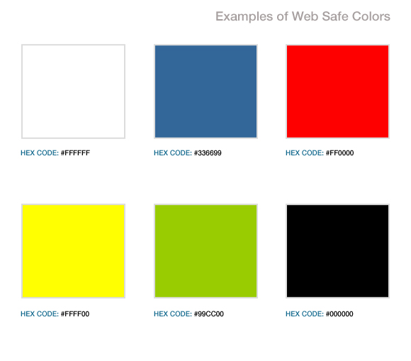 examples-of-web-safe-colors